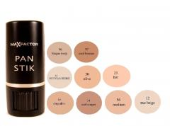 Obrázek: Max Factor Pan Stick Rich Creamy Foundation Make-up 14 Cool Copper 9 g