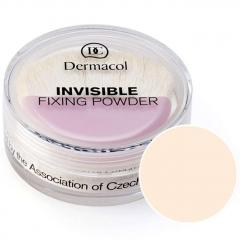 Obrázek: Dermacol Invisible Fixing Powder make-up Natural 13 g